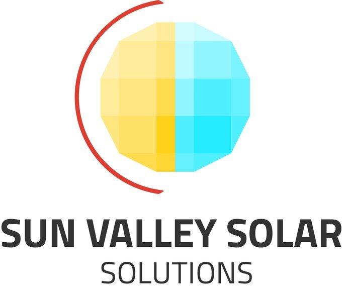 Sun Valley Solar Logo