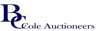 BC Cole Auctioneers logo