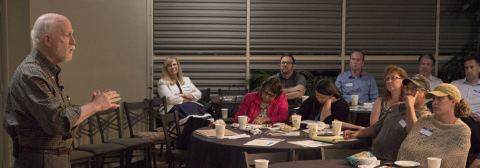 Richard Marmor at Sedona Workshop 2017