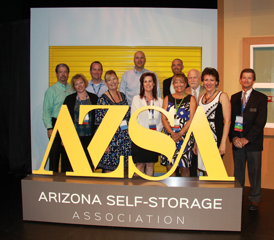 AZSA Board with Monument Logo