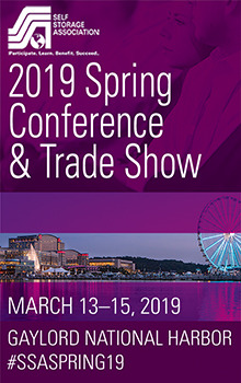 SSA Spring 2019 Conference