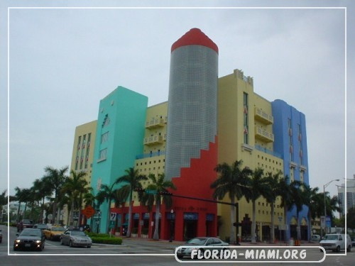 Miami Bright Building