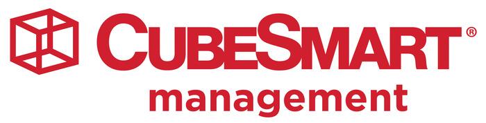 CubeSmart logo horizontal