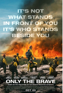 Yarnell Hill Wildfire Only the Brave movie