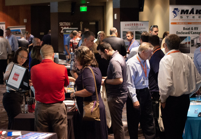 AZSA Conference Attendees among Exhibit 2018