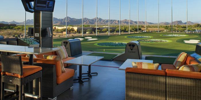 Top Golf Scottsdale