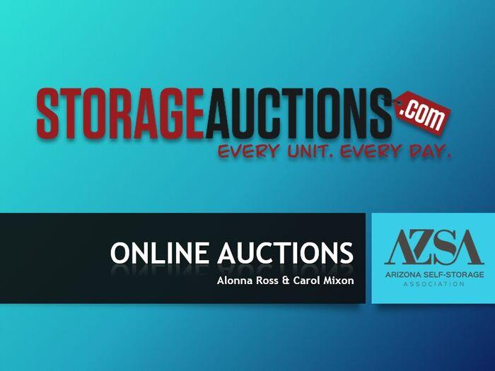 Azsa Online Auctions Title