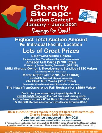 Charity Storage Jan Jun 2021 Contest B 2