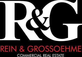 Bill Alter-Rein & Grossoehme-Logo-White & Red